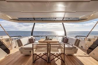 Ferretti Yachts 1000 3 Ferretti Yachts 1000 2023 FERRETTI YACHTS 1000 Motor Yacht Yacht MLS #272839 3