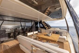 Ferretti Yachts 1000 5 Ferretti Yachts 1000 2023 FERRETTI YACHTS 1000 Motor Yacht Yacht MLS #272839 5