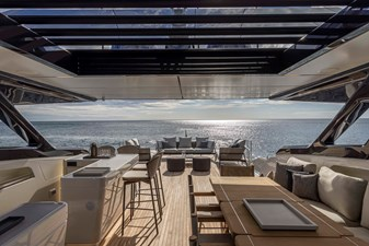 Ferretti Yachts 1000 6 Ferretti Yachts 1000 2023 FERRETTI YACHTS 1000 Motor Yacht Yacht MLS #272839 6