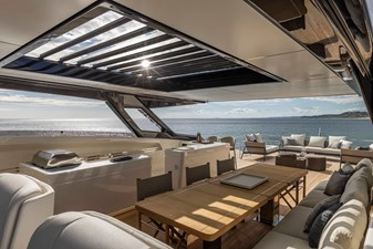 Ferretti Yachts 1000 7 Ferretti Yachts 1000 2023 FERRETTI YACHTS 1000 Motor Yacht Yacht MLS #272839 7