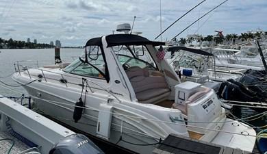Sea Ray Sundancer 34 2002 1 Sea Ray Sundancer 34 2002 2002 SEA RAY  Motor Yacht Yacht MLS #272841 1