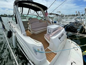 Sea Ray Sundancer 34 2002 3 Sea Ray Sundancer 34 2002 2002 SEA RAY  Motor Yacht Yacht MLS #272841 3