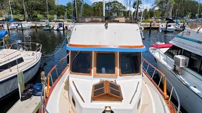Marine Trader 34 Sundeck 6 Marine Trader 34 Sundeck 1984 MARINE TRADER  Trawler Yacht Yacht MLS #272845 6