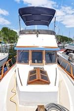 Marine Trader 34 Sundeck 4 Marine Trader 34 Sundeck 1984 MARINE TRADER  Trawler Yacht Yacht MLS #272845 4