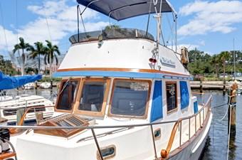 Marine Trader 34 Sundeck 7 Marine Trader 34 Sundeck 1984 MARINE TRADER  Trawler Yacht Yacht MLS #272845 7