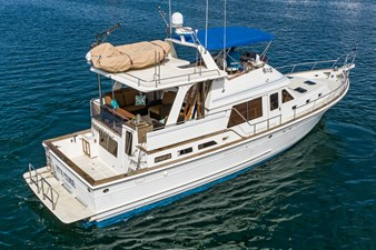 IT'S TIME 2 IT'S TIME 1988 OFFSHORE YACHTS Cockpit Motoryacht Motor Yacht Yacht MLS #272846 2