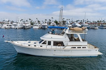 IT'S TIME 1 IT'S TIME 1988 OFFSHORE YACHTS Cockpit Motoryacht Motor Yacht Yacht MLS #272846 1