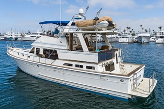 IT'S TIME 4 IT'S TIME 1988 OFFSHORE YACHTS Cockpit Motoryacht Motor Yacht Yacht MLS #272846 4