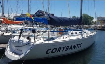 Corybantic 1 Corybantic 2000 BENETEAU 40.7 Cruising/Racing Sailboat Yacht MLS #272852 1