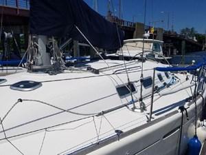 Corybantic 3 Corybantic 2000 BENETEAU 40.7 Cruising/Racing Sailboat Yacht MLS #272852 3