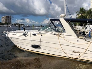 Jus' Chillin 3 Jus' Chillin 2005 RINKER 342 Fiesta Vee Cruising Yacht Yacht MLS #272853 3