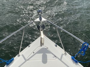 Jus' Chillin 6 Jus' Chillin 2005 RINKER 342 Fiesta Vee Cruising Yacht Yacht MLS #272853 6