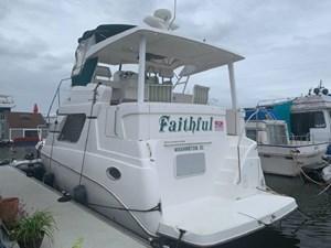 Faithful 3 Faithful 1998 SILVERTON 352 Motor Yacht Yacht MLS #272854 3