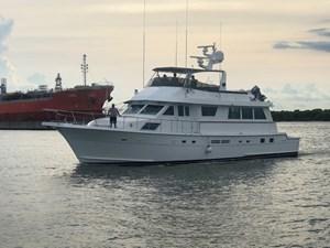 Hatteras 74  3 Hatteras 74  1990 HATTERAS  Motor Yacht Yacht MLS #272868 3