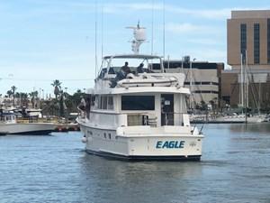 Hatteras 74  4 Hatteras 74  1990 HATTERAS  Motor Yacht Yacht MLS #272868 4