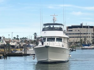 Hatteras 74  6 Hatteras 74  1990 HATTERAS  Motor Yacht Yacht MLS #272868 6