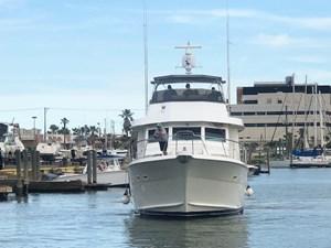 Hatteras 74  7 Hatteras 74  1990 HATTERAS  Motor Yacht Yacht MLS #272868 7