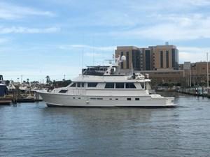 Hatteras 74  2 Hatteras 74  1990 HATTERAS  Motor Yacht Yacht MLS #272868 2