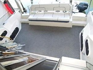 SeaRose 2 SeaRose 1991 CARVER 638 Santego Motor Yacht Yacht MLS #272882 2