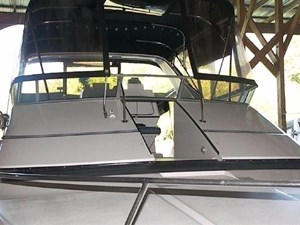 SeaRose 4 SeaRose 1991 CARVER 638 Santego Motor Yacht Yacht MLS #272882 4