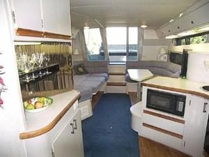 SeaRose 5 SeaRose 1991 CARVER 638 Santego Motor Yacht Yacht MLS #272882 5