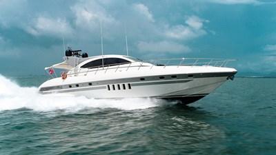 Querencia 1 Querencia 2004 MANGUSTA Hardtop Motor Yacht Yacht MLS #272896 1