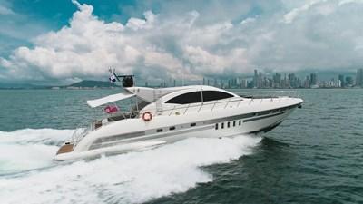 Querencia 2 Querencia 2004 MANGUSTA Hardtop Motor Yacht Yacht MLS #272896 2