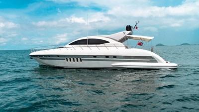 Querencia 4 Querencia 2004 MANGUSTA Hardtop Motor Yacht Yacht MLS #272896 4