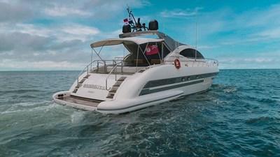 Querencia 5 Querencia 2004 MANGUSTA Hardtop Motor Yacht Yacht MLS #272896 5