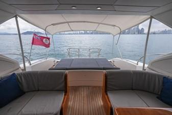 Querencia 7 Querencia 2004 MANGUSTA Hardtop Motor Yacht Yacht MLS #272896 7