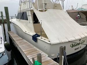 Island Girl 1 Island Girl 1974 HATTERAS 43 Convertible Sport Fisherman Yacht MLS #272899 1