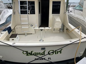 Island Girl 2 Island Girl 1974 HATTERAS 43 Convertible Sport Fisherman Yacht MLS #272899 2