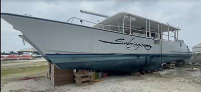 Sabrage 0 Cooper Marine 63 Commercial Catamaran