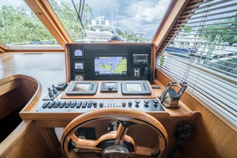 Nautical Nut 17 Mini Helm Station