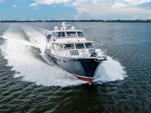 Nautical Nut 50 Nautical Nut Running