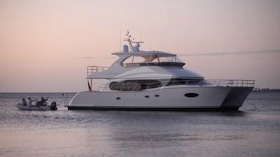 OHANA 2 OHANA 2014 HORIZON Catamaran Cruiser Catamaran Yacht MLS #272917 2