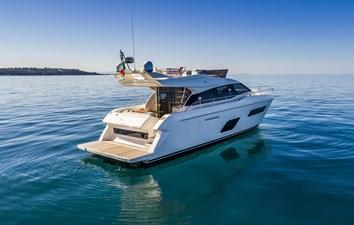 Ferretti Yachts 550   12 FerrettiYachts550Cruising_0011_26391