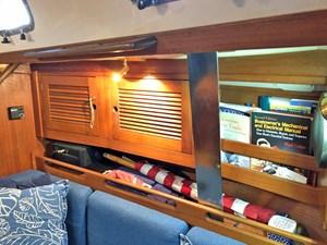 LUNA 4 Salon Storage Outboard