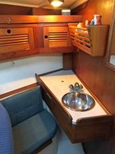 LUNA 13 Sink Vanity Fwd Cabin
