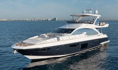 DOLPHIN WAY II 2 DOLPHIN WAY II 2017 AZIMUT YACHTS 72 FLY Motor Yacht Yacht MLS #272943 2