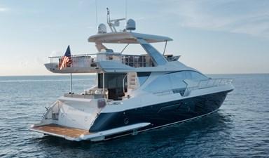 DOLPHIN WAY II 3 DOLPHIN WAY II 2017 AZIMUT YACHTS 72 FLY Motor Yacht Yacht MLS #272943 3