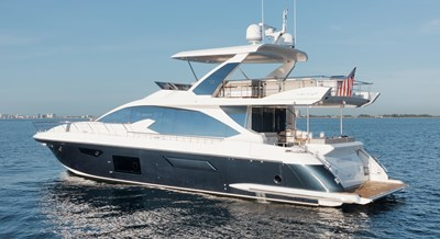 DOLPHIN WAY II 4 DOLPHIN WAY II 2017 AZIMUT YACHTS 72 FLY Motor Yacht Yacht MLS #272943 4