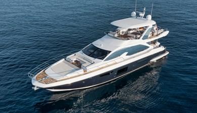 DOLPHIN WAY II 5 DOLPHIN WAY II 2017 AZIMUT YACHTS 72 FLY Motor Yacht Yacht MLS #272943 5