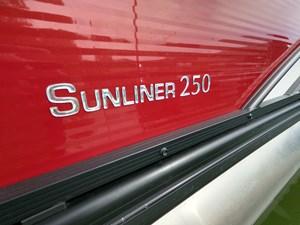 Harris Sunliner 250SL Tritoon 34 GOPR7534