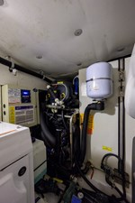 Vivere 70 Engine Room