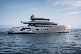 SANLORENZO SX112 #100 2 SANLORENZO SX112 #100 2022 SANLORENZO SX112 #100 Motor Yacht Yacht MLS #272963 2