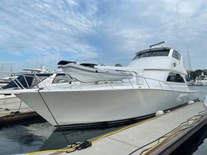 King & I 3 King & I 2002 VIKING Enclosed Bridge Sport Fisherman Yacht MLS #272965 3