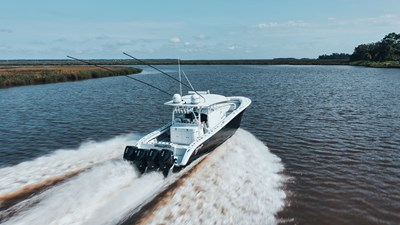 LEGALLY NUTS 4 LEGALLY NUTS 2013 YELLOWFIN 42 Offshore Sport Fisherman Yacht MLS #272967 4