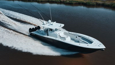 LEGALLY NUTS 7 LEGALLY NUTS 2013 YELLOWFIN 42 Offshore Sport Fisherman Yacht MLS #272967 7