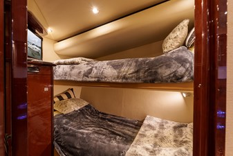 PERSPECTIVE 45 Guest/Bunk stateroom view 2